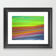 lightscape Framed Art Print