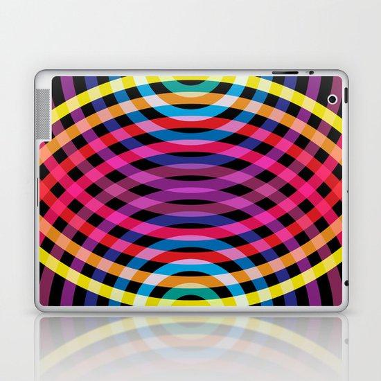 Ripple pattern Laptop & iPad Skin