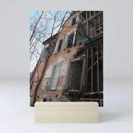 Redpath mansion Mini Art Print