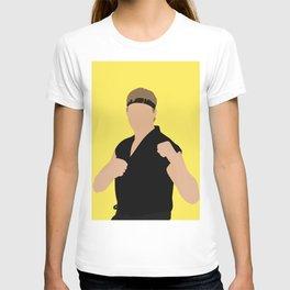 Johnny Lawrence Cobra Kai karate T-shirt