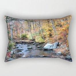 Autumn Woodlands Rectangular Pillow
