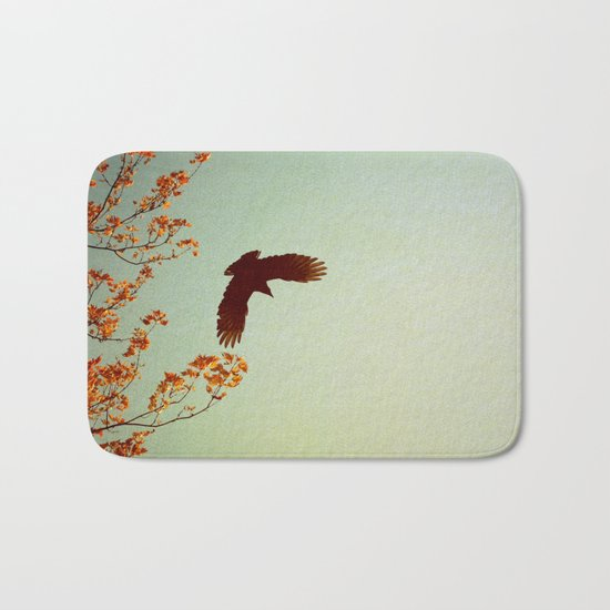 Wings Bath Mat