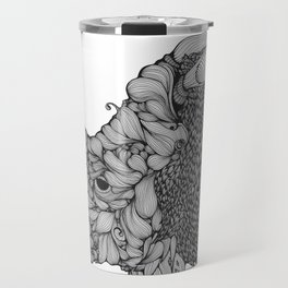 A RHINO Travel Mug