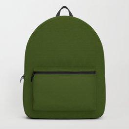 Olive Green Backpack