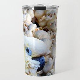 popcorn cockatoo Travel Mug