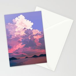 Daunting Stationery Cards
