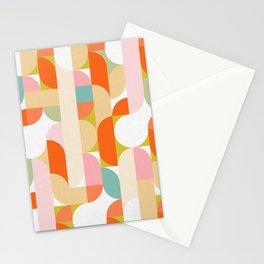 Festive Geometry - Pattern Stationery Cards