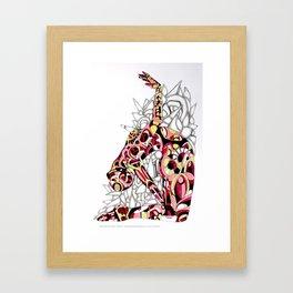 Divine Flow  Framed Art Print