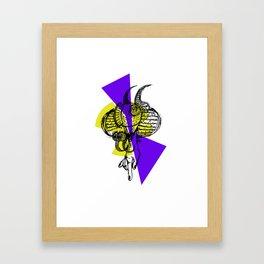 Pendovarium Framed Art Print