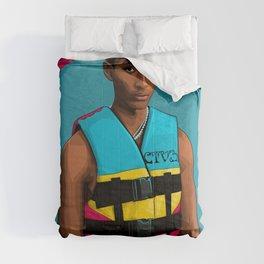 Jaden Smith CTV3  Comforters