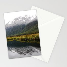 Eglington River Valley, South Island New Zealand Stationery Cards