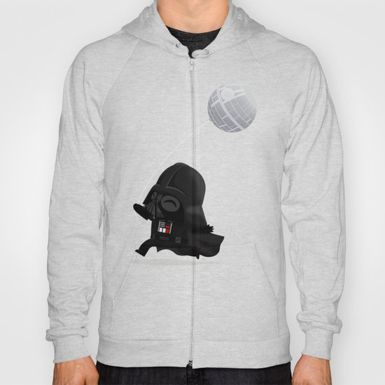 Beware, the Darth Star Hoody