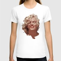 marilyn T-shirts featuring marilyn by gazonula