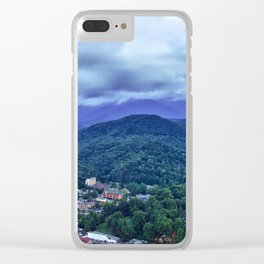 Gatlinburg Clear iPhone Case