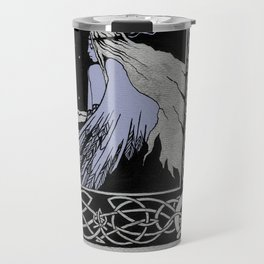 girl-bird Celticum Travel Mug