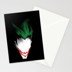 The Dark Joker Stationery Cards