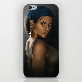 Queen of the Eastern Seas iPhone Skin