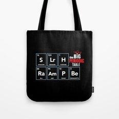 The Big (Bang) Periodic Table Tote Bag