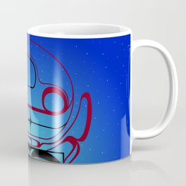 Raven Released the stars. Coffee Mug