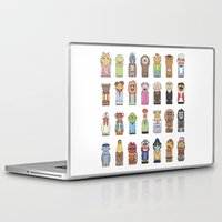 muppets Laptop & iPad Skins featuring Muppets by Big Purple Glasses