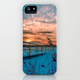 Waiting for the Summer iPhone Case