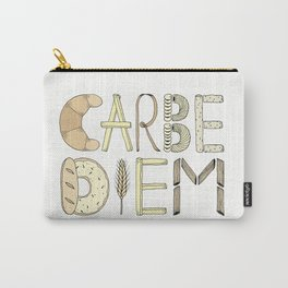 Carbe Diem Carry-All Pouch