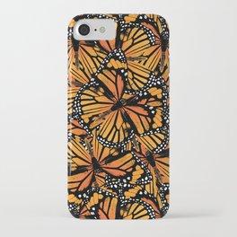 Monarch Butterflies Pattern | Butterfly Pattern | iPhone Case