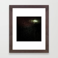 Abstract #5 (Untitled) Framed Art Print