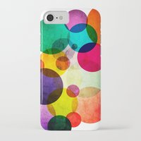 bubbles iPhone & iPod Cases featuring Bubbles by Lawson Images