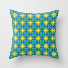 Aztlan Coatl Xōxōpan Throw Pillow