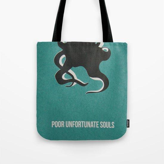 Disney Villains- Ursula Tote Bag