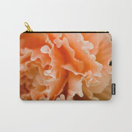 Creamsicle Begonia  Carry-All Pouch