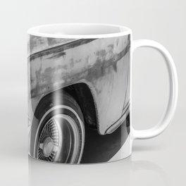 Sun Bleached Classic Car Coffee Mug