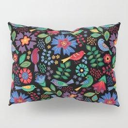 Songbirds Pillow Sham