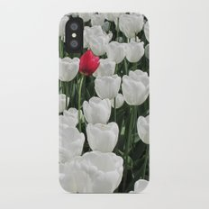 The Odd One Out iPhone X Slim Case