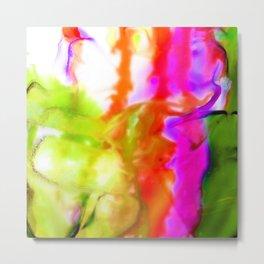 Abstract Bliss 5E by Kathy Morton Stanion Metal Print