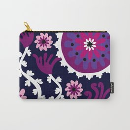 Positively Purple Carry-All Pouch