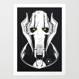 General Grievous Art Print