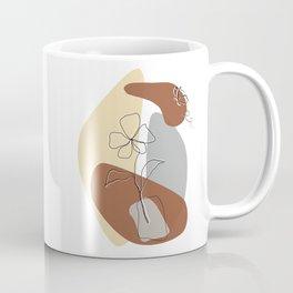 Rustic Shapes Coffee Mug