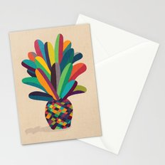 Flower Pot Stationery Cards
