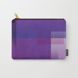 Pastel Series, Purple Carry-All Pouch
