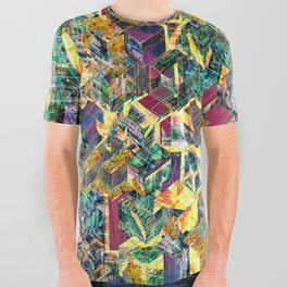 gifslap h-tile 2! All Over Graphic Tee