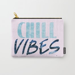 Chill VIBES Carry-All Pouch