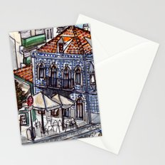 Buarcos, Portugal Stationery Cards