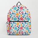 Colorful Lovely Pattern X by uniqued