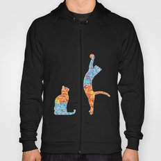 Playing cats Hoody