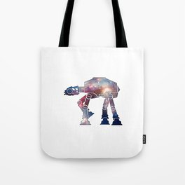 Cosmic Walker Tote Bag
