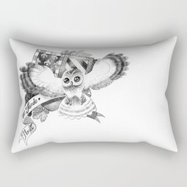 Chouette Rectangular Pillow