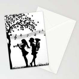 Hibike! Euphonium- A Duet Stationery Cards