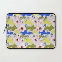Floral Cameo Laptop Sleeve